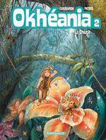 Couverture La Chute - Okhéania, tome 2