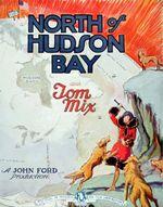 Affiche Le Pionnier de la baie d'Hudson