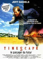 Affiche Timescape - Le Passager du futur