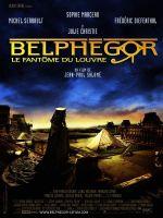 Affiche Belphégor, le fantôme du Louvre