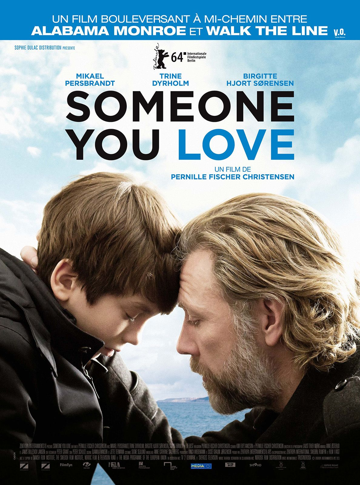 Affiches, posters et images de Someone You Love (2014