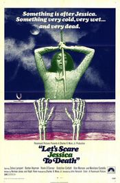 Affiche Let's Scare Jessica to Death