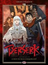 Affiche Berserk : L'Âge d'or - Partie 2 : La Bataille pour Doldrey