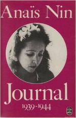 Couverture Journal 1939-1944