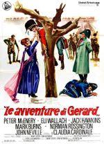 Affiche Les Aventures du brigadier Gérard