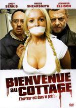 Affiche Bienvenue au cottage