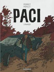 Couverture Rwanda - Paci, tome 3
