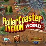 Jaquette RollerCoaster Tycoon World