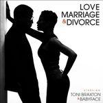 Pochette Love, Marriage & Divorce