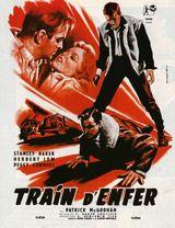 Affiche Train d'enfer
