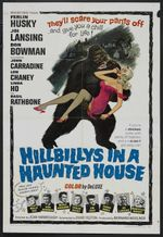 Affiche Hillbillys in a Haunted House