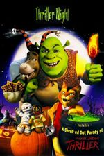 Affiche Shrek : Thriller Night