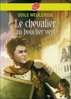Couverture Le Chevalier au bouclier vert