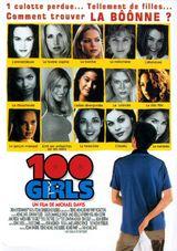 Affiche 100 Girls