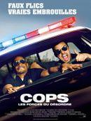 Affiche Cops : Les Forces du désordre