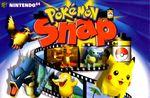 Jaquette Pokémon Snap