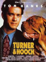 Affiche Turner & Hooch