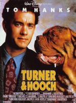 Affiche Turner et Hooch