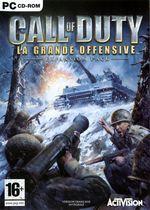 Jaquette Call of Duty : La Grande Offensive