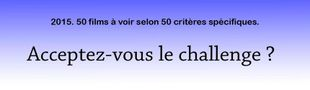 Cover Watching Challenge 2015 - Liste récapitulative