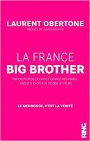 Couverture La France Big Brother