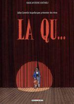 Couverture La Qu... - Julius Corentin Acquefacques, tome 2