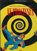 Couverture Le Processus - Julius Corentin Acquefacques, tome 3