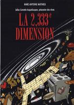 Couverture La 2,333e Dimension - Julius Corentin Acquefacques, tome 5