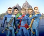 Affiche Thunderbirds Are Go !