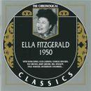 Pochette The Chronological Classics: Ella Fitzgerald 1950