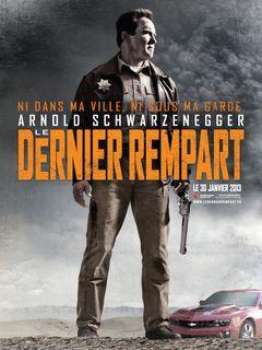 Affiche Le Dernier Rempart