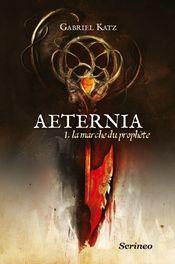 Couverture Aeternia
