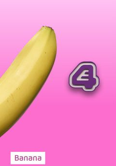 Affiche Banana