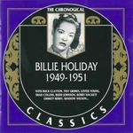 Pochette The Chronological Classics: Billie Holiday 1949-1951