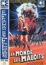 Affiche Le Monde des Maudits