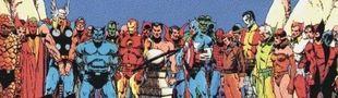 Cover Les Super Héros sont immortels (ou presque)