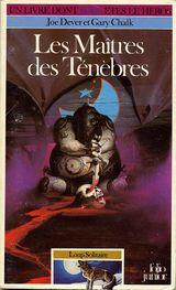 Couverture Les Maîtres des ténèbres - Loup solitaire, tome 1