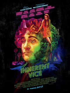 Affiche Inherent Vice