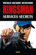 Couverture Kingsman : Services Secrets