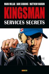 Couverture Kingsman : Services Secrets