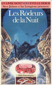 Couverture Les Rôdeurs de la nuit - Défis fantastiques, tome 29
