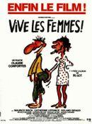 Affiche Vive les femmes !