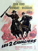 Affiche Les Deux Cavaliers