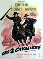 Affiche Les 2 Cavaliers