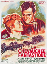 Affiche La Chevauchée fantastique