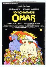 Affiche Non chiamarmi Omar