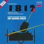 Pochette 1812 / Romeo & Juliet / The Nutcracker Suite