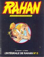 Couverture Rahan (Intégrale Vaillant), tome 5