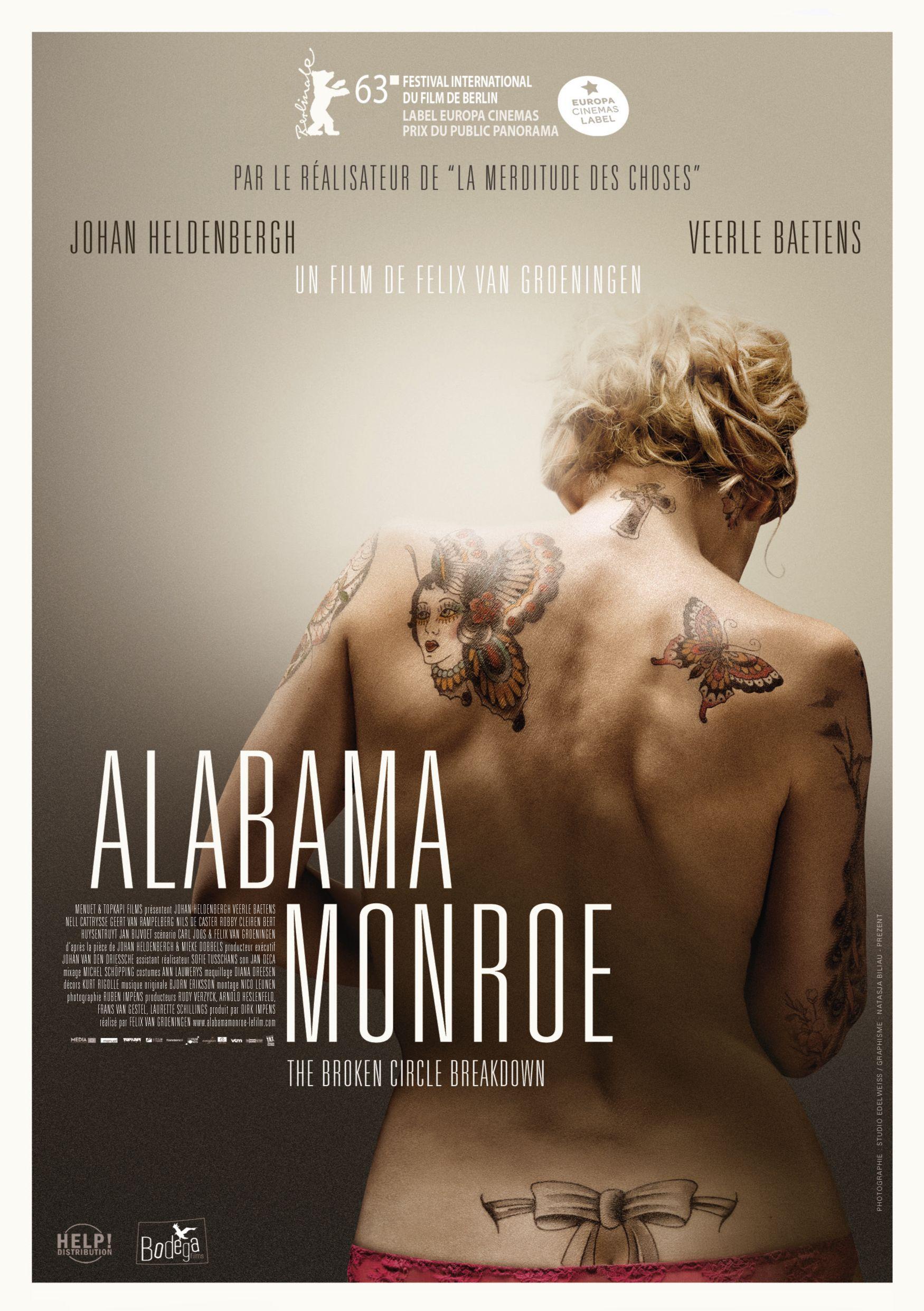 """Résultat de recherche d'images pour """"film alabama monroe"""""""