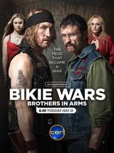 Affiche Bikie Wars: Brothers in Arms